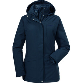 Schöffel Venetien1 3in1 Jacket Women night blue
